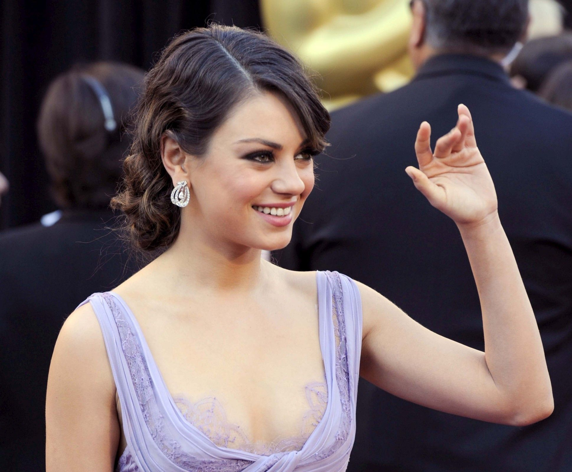 Pictures leaked mila kunis