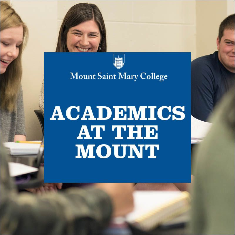 Majors, minors, and concentrations at the Mount This