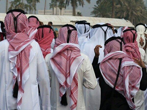 غترة وعقال Qatari Clothes How To Wear Muslim Beard