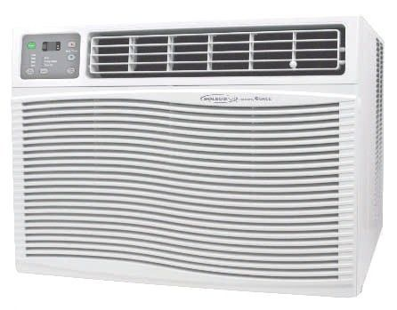 Energy Star Electronic Window Air Conditioner White 15 375 34
