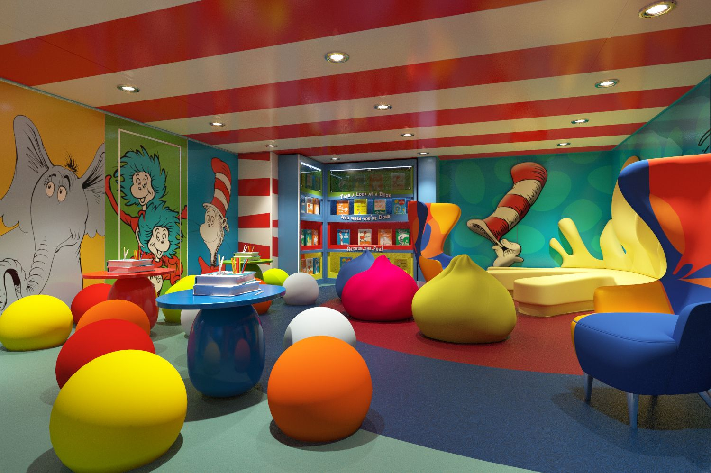 Room · Dr Seuss ...