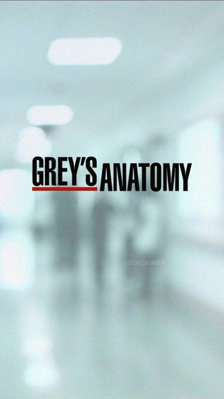 Grey\'s Anatomy. | grey\'s | Pinterest | Anatomía de grey, Fondos y ...