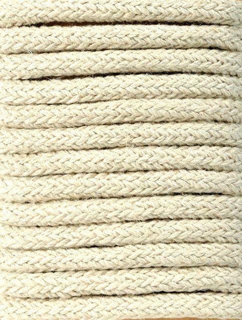 28 Yd 3mm Braided 100 Hemp Cord Cream Off White Hemp Rope Etsy Hemp Yarn Hemp Cord Hemp Twine