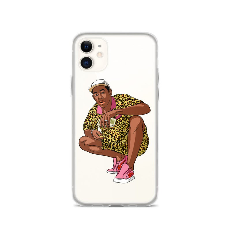 Rapper Tyler iPhone Case Cool Gift Phone Case for iPhones