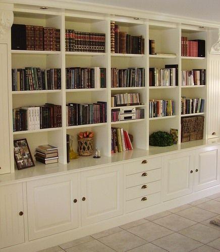 inbouw boekenkast woonkamer - Google zoeken   boekenkast   Pinterest ...