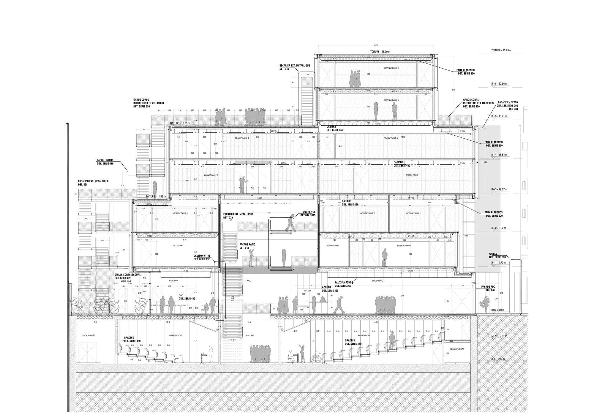 Gallery Of Strasbourg School Of Architecture Marc Mimram