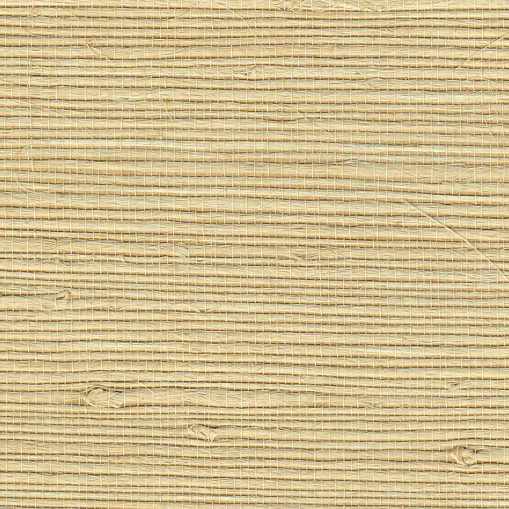 Grasscloth Seagrass Grasscloth - Spring Flax 1977 in Spring Flax