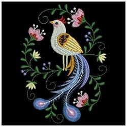 Decorative Birds 4 - 3 Sizes! | What's New | Machine Embroidery Designs | SWAKembroidery.com Ace Points Embroidery