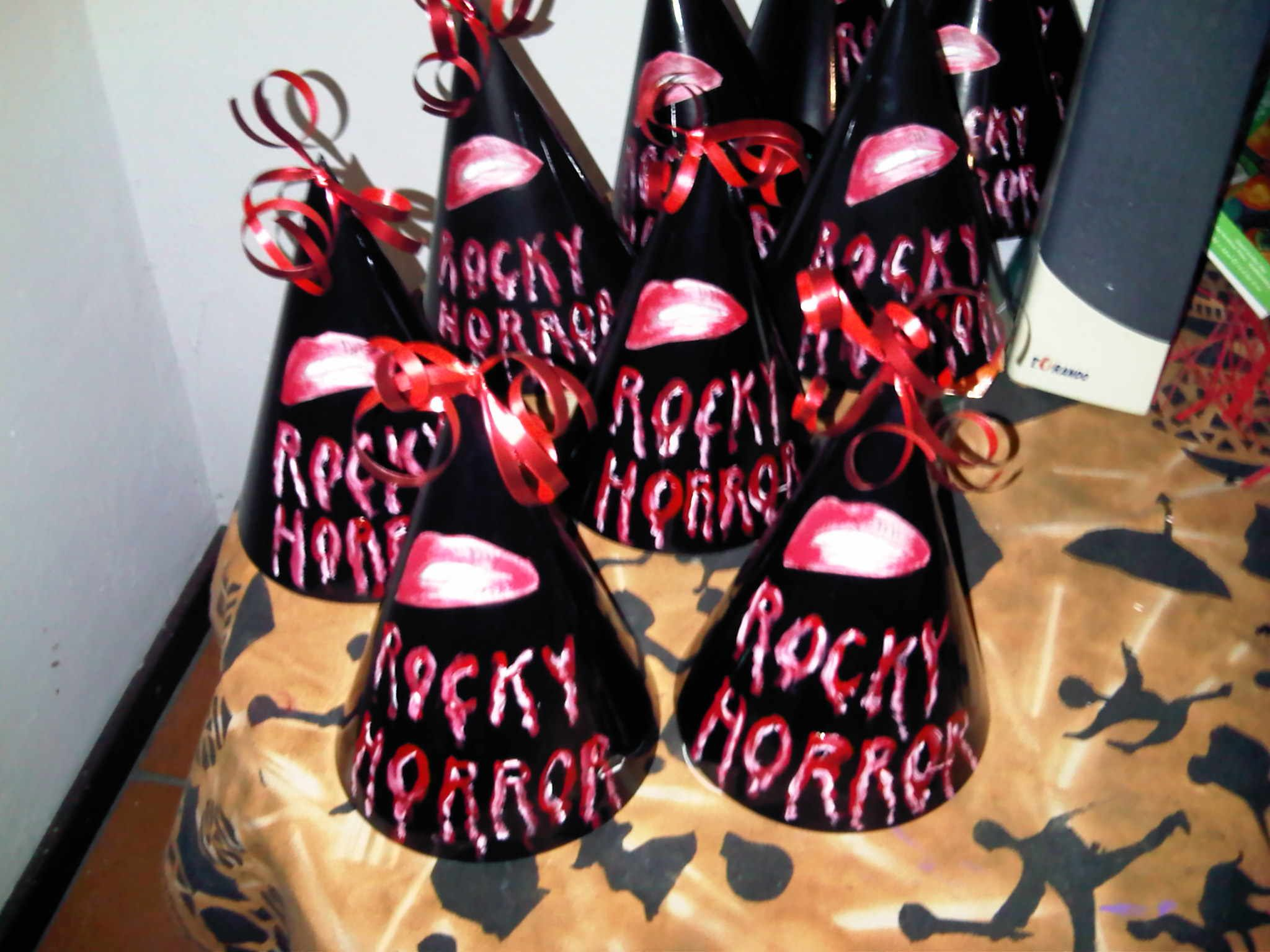 Rocky horror picture show themed party hatsbuy any black party hat rocky horror picture show themed party hatsbuy any black party hatcut out bookmarktalkfo Gallery