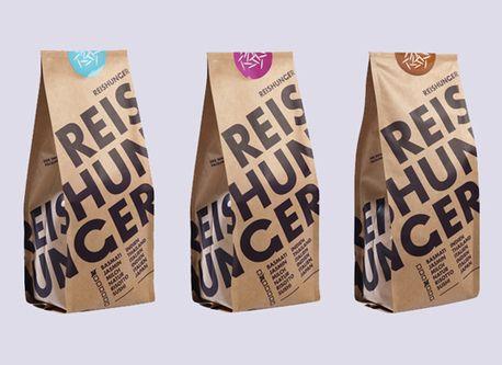 Packaging: Reishunger