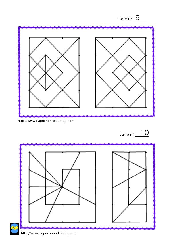 Reproduction de figures | Géométrie, Page de couverture et Ulis collège