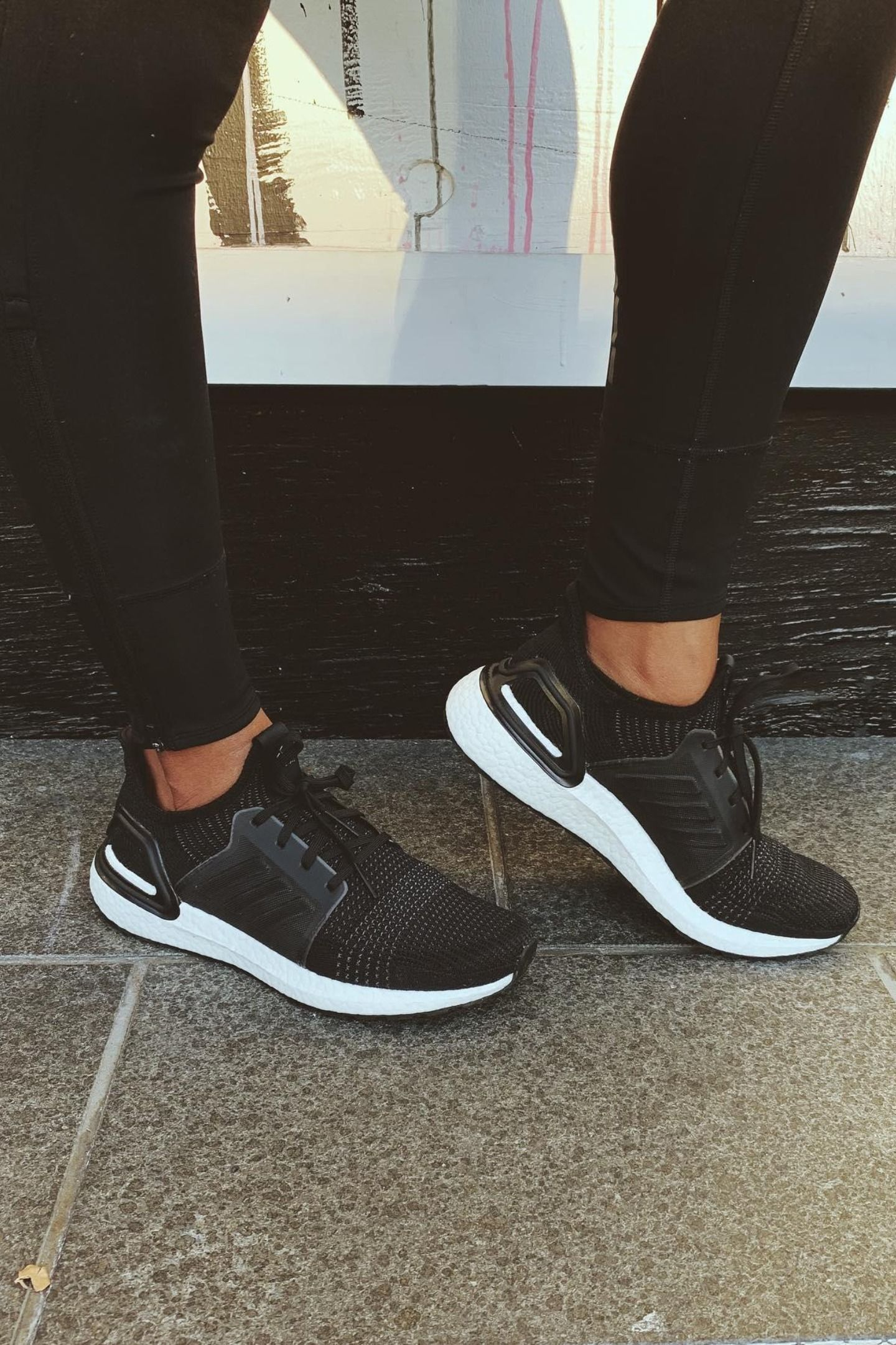 adidas Ultraboost 19 Shoes - Black