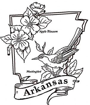 Arkansas Arkansas Tattoo Coloring Pages Roots Tattoo