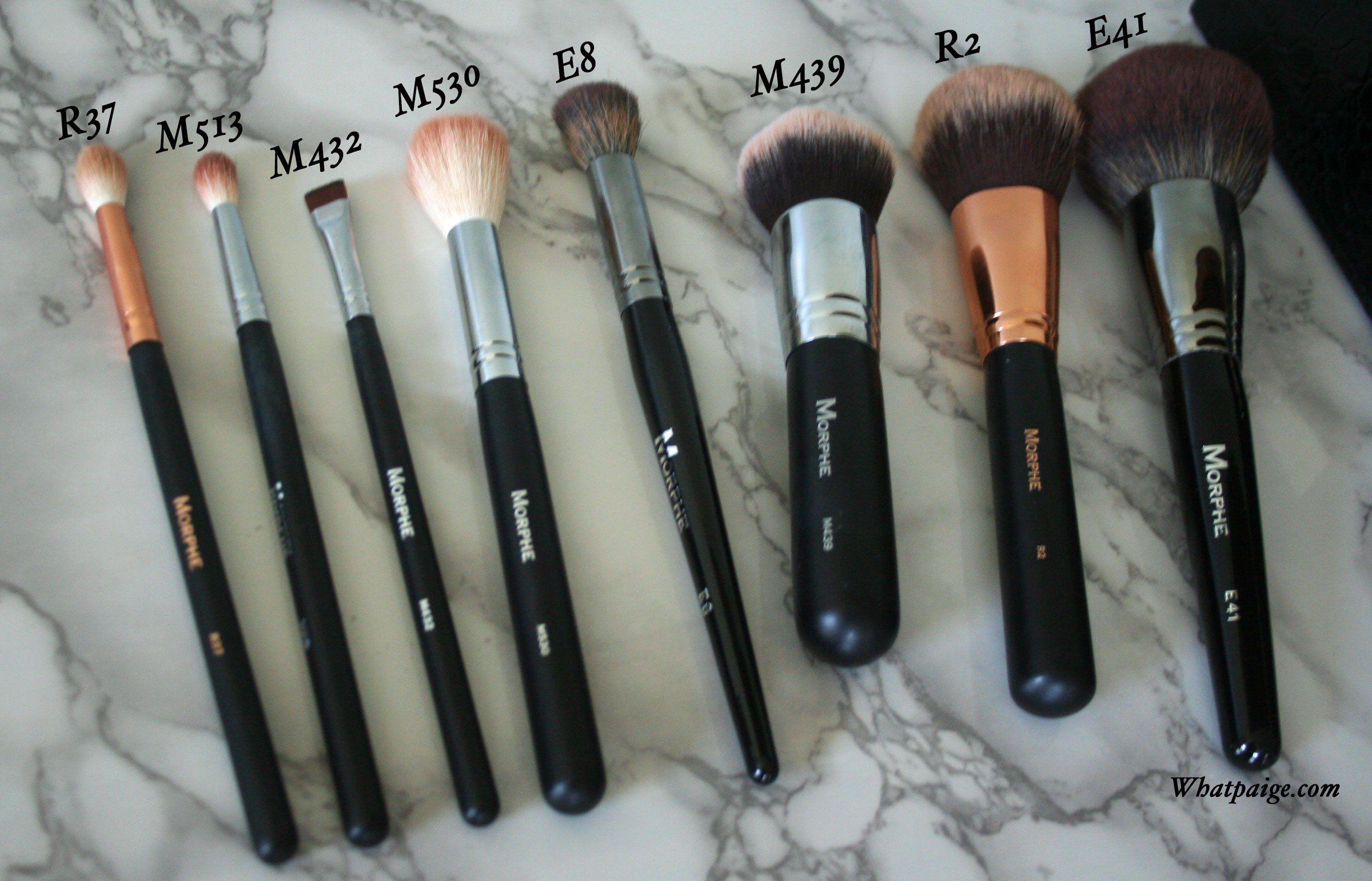 Morphe Makeup tools brushes, Brush, Jaclyn hill
