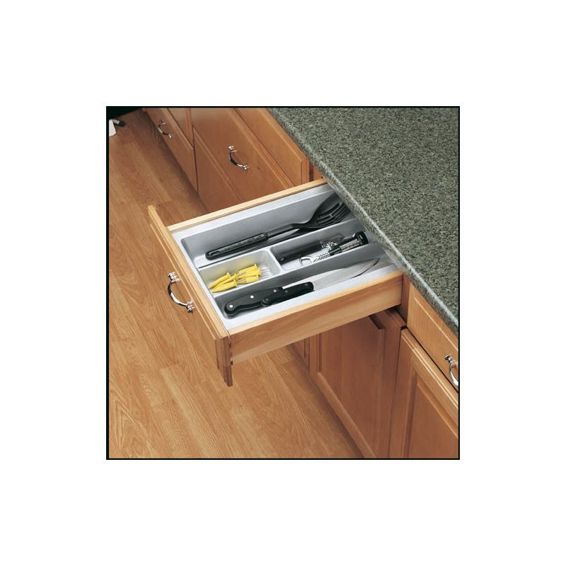 Rev A Shelf Ut 10 52 Ut Series 8 5 8 Inch Wide Trimmable Cutlery