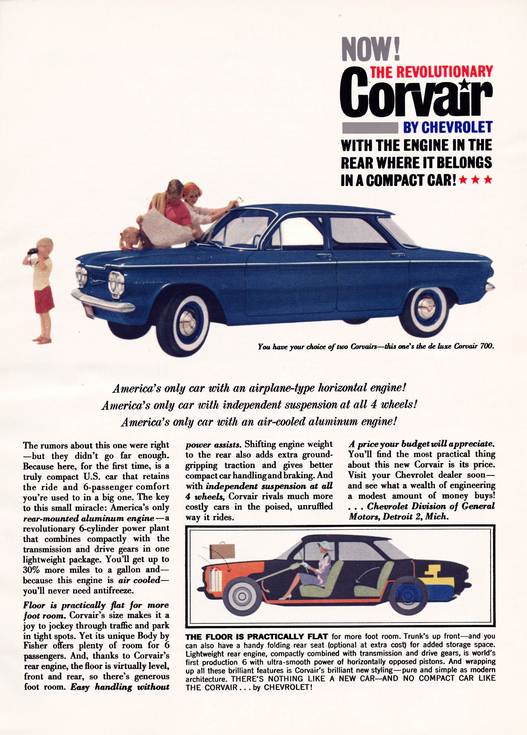 project car motivation vintage corvair ads chevrolet corvair automobile advertising car advertising pinterest