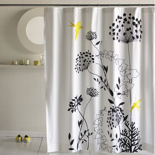 Ahh You Could Use This Shower Curtain To Make That Diy Headboard