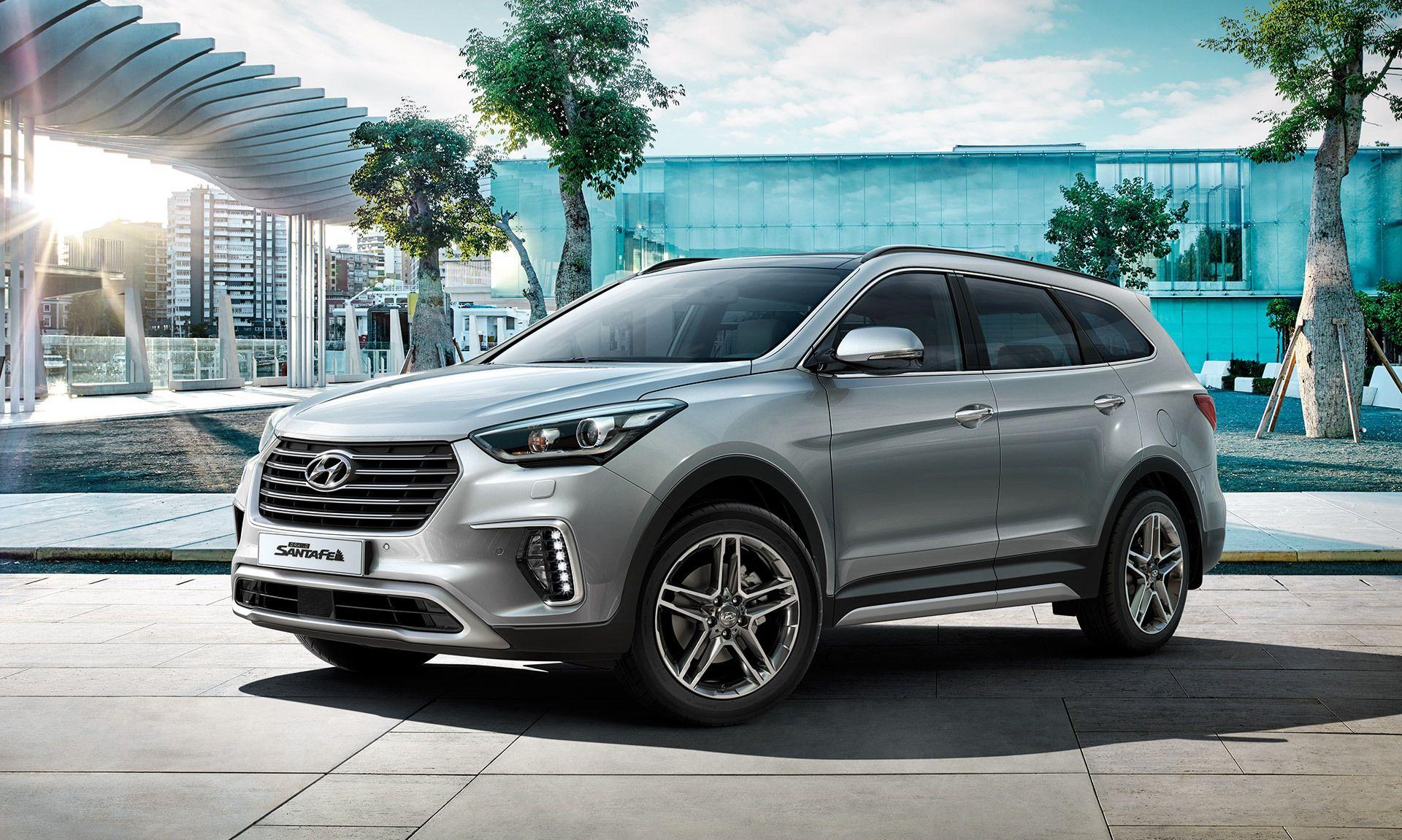 2017 Hyundai Grand Santa Fe Review Release Date Specs Hyundai Santa Fe Hyundai Motor
