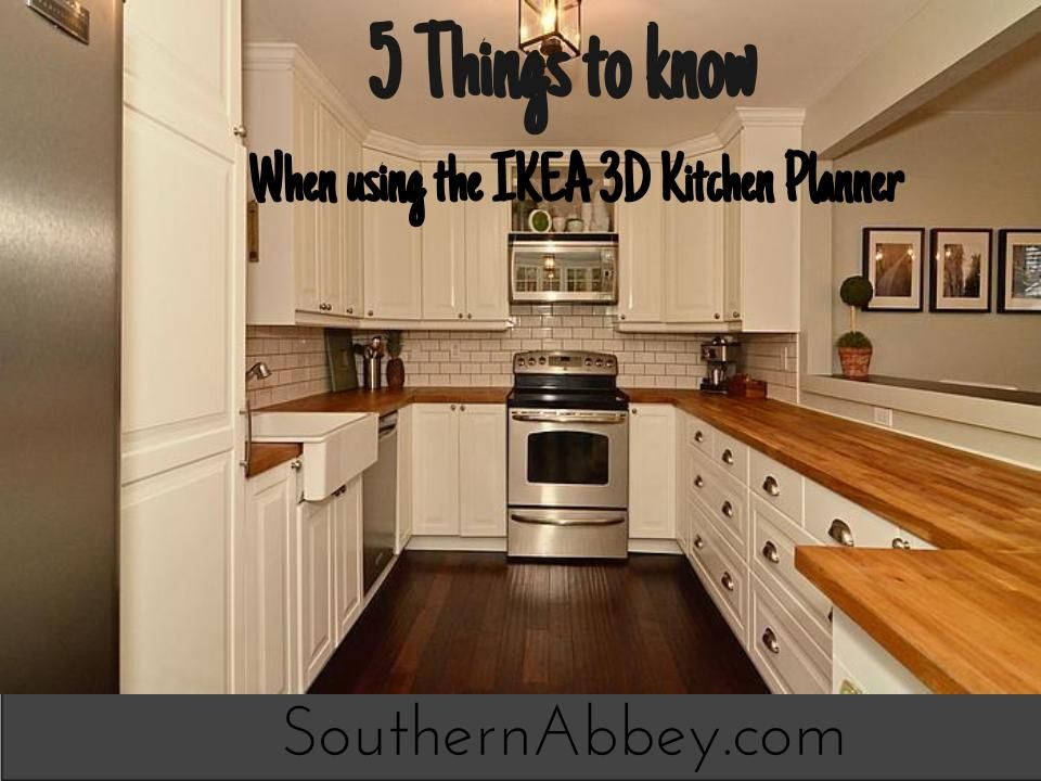 5 things to know for ikea kitchen planning at ...