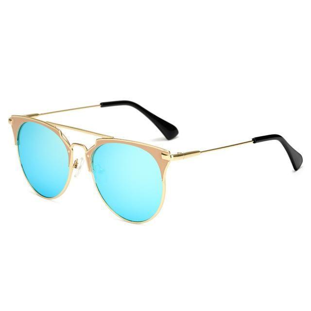 6ae85beee12 Snvne metal Sunglasses brand cat eye feminino lentes oculos gafas de sol  lunette soleil masculino hombre