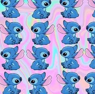 Stitch' s everywhere