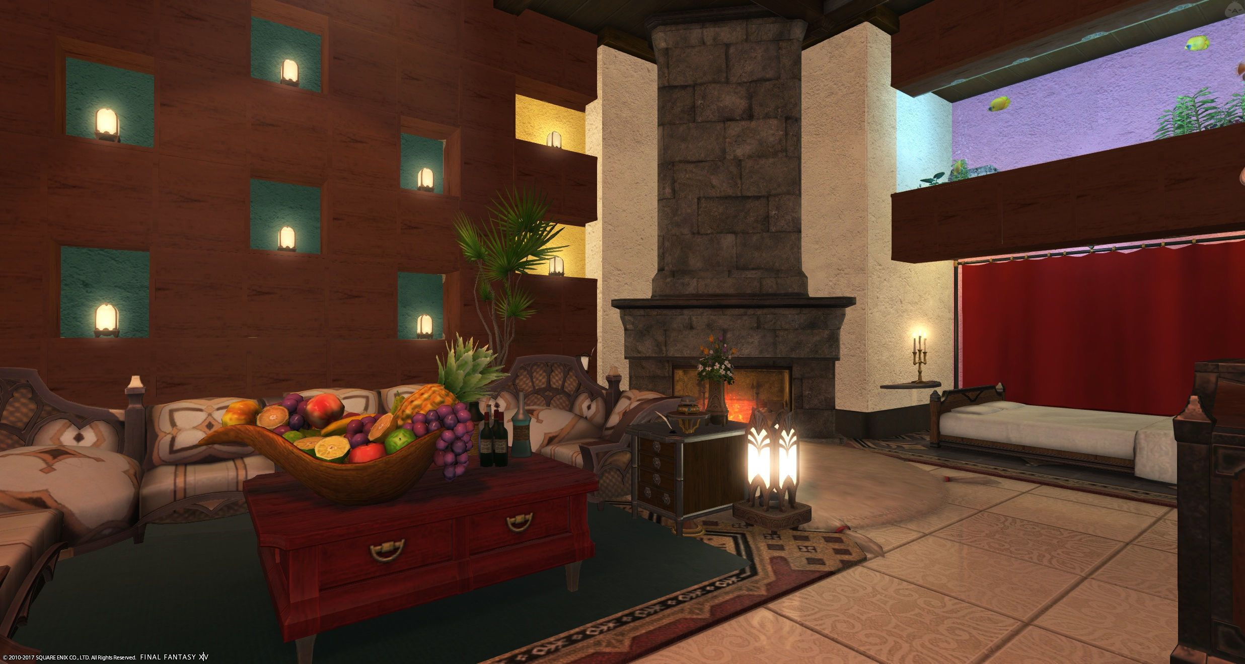 Pin By Laos Jackson On Ffxiv Housing Rustic Wall Sconces Vintage