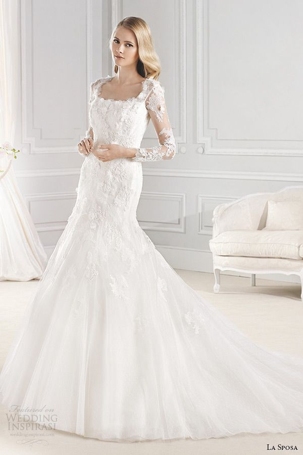 La Sposa 2015 Wedding Dresses — Glamour Bridal Collection | La ...