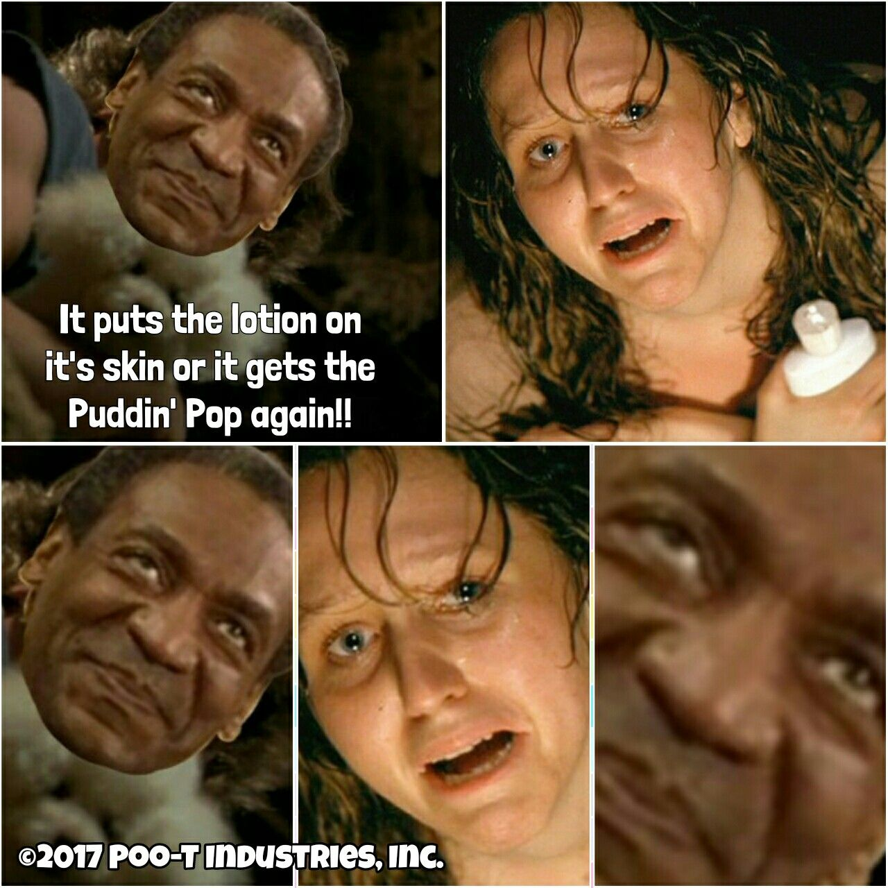Puddin Pop Of The Lambs C Poo T Industries Inc Pootie Tang Memes