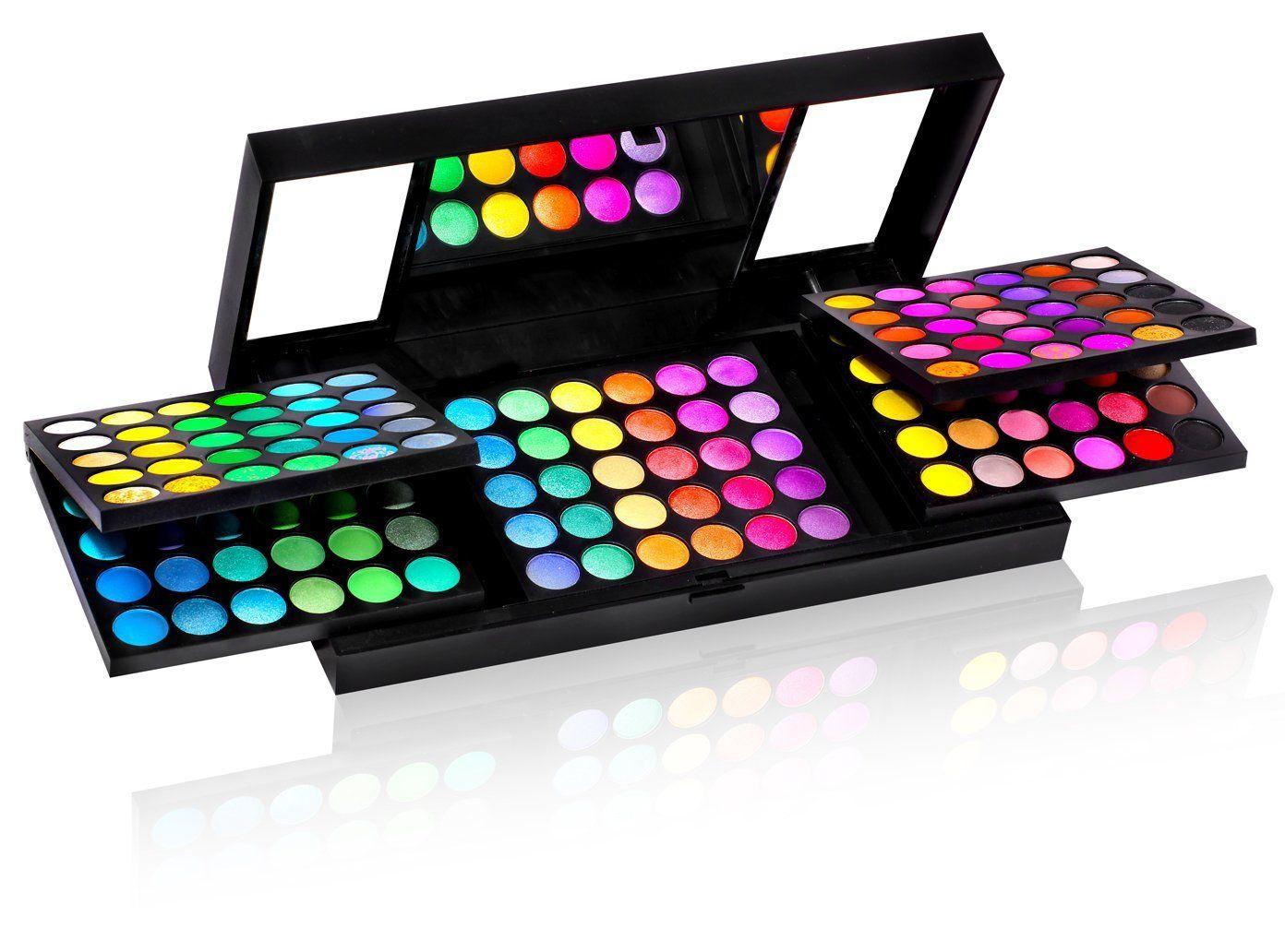 SHANY 180 Color Eyeshadow Palette Giveaway Eyeshadow