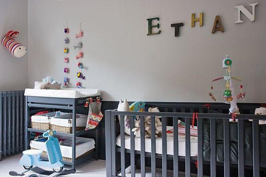 Deco chambre de bébé ou enfant - Decoration baby\'s or kid\'s bedroom ...