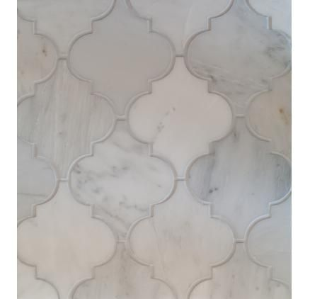 Marble Arabesque Tile Mission Stone And Luxury Nashville Tn