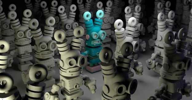 Alumni desarrolla aplicación para impresión 3D de Robots