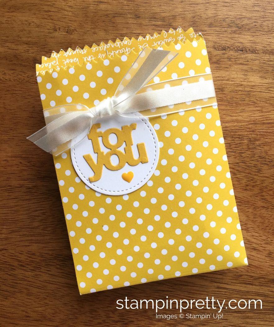 Pretty Petal Garden Mini Treat Bags Paper Bag Crafts Mini Treats Treat Bags
