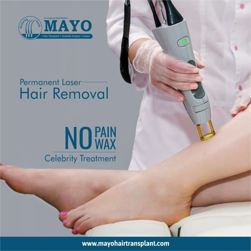 Want to remove your unwanted Hairs permanently... join