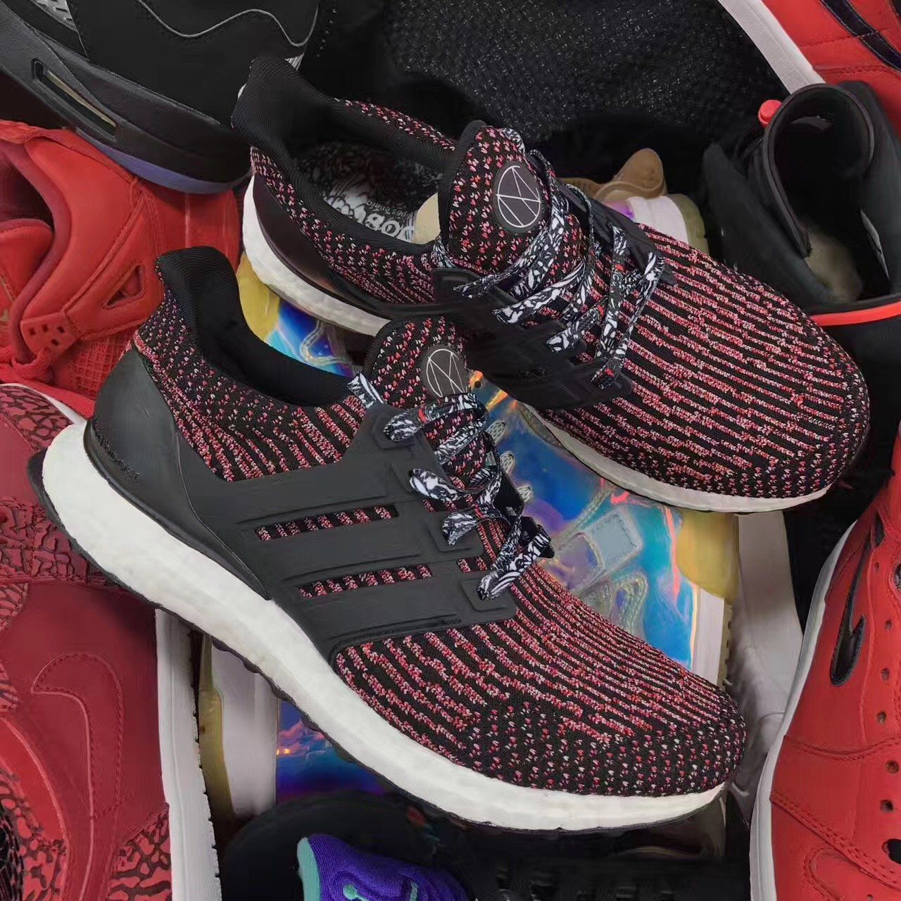 outlet store c29f3 5dcef Adidas Ultra Boost 3.0 Chinese New Year BB3521