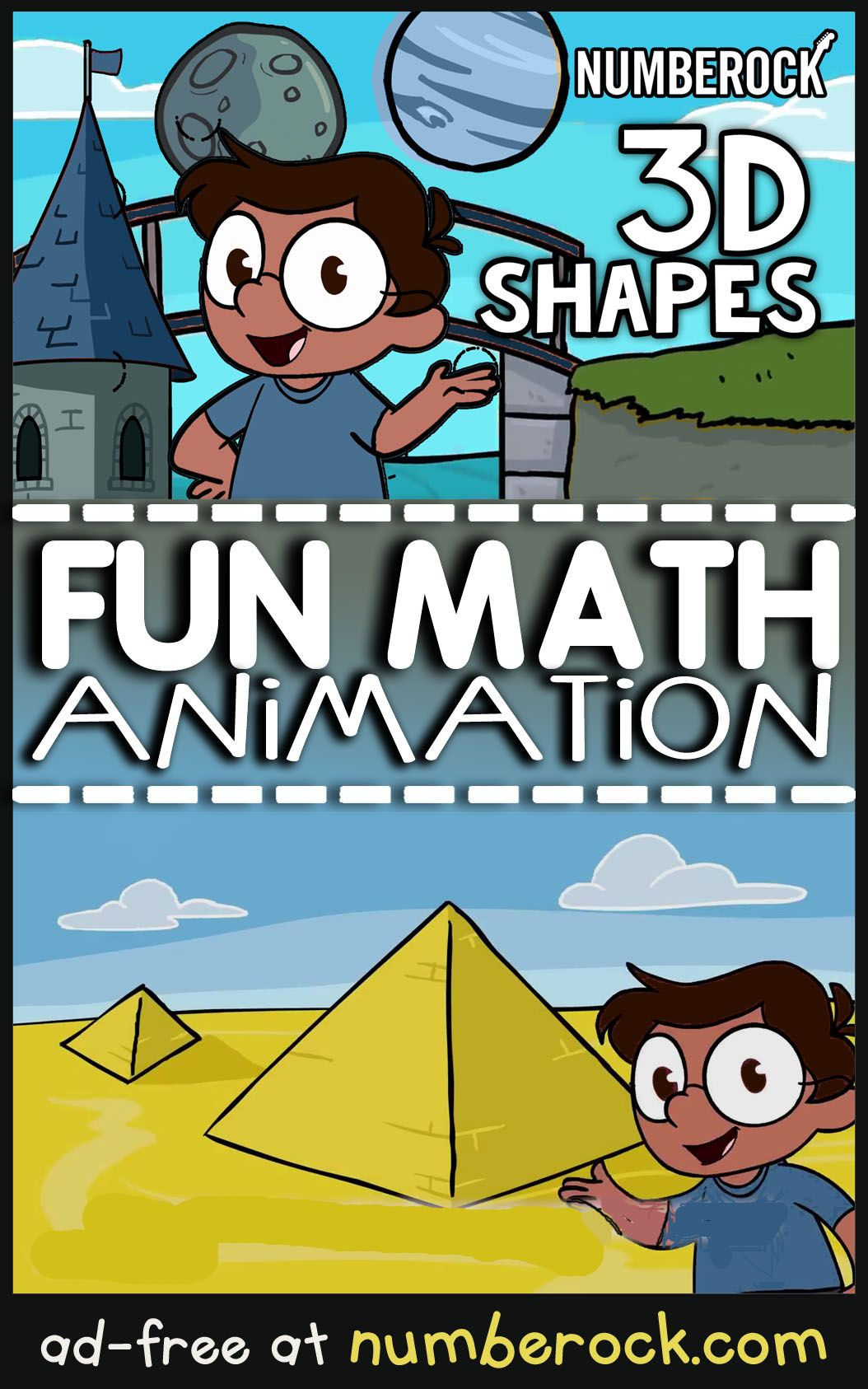 3d Shapes Song By