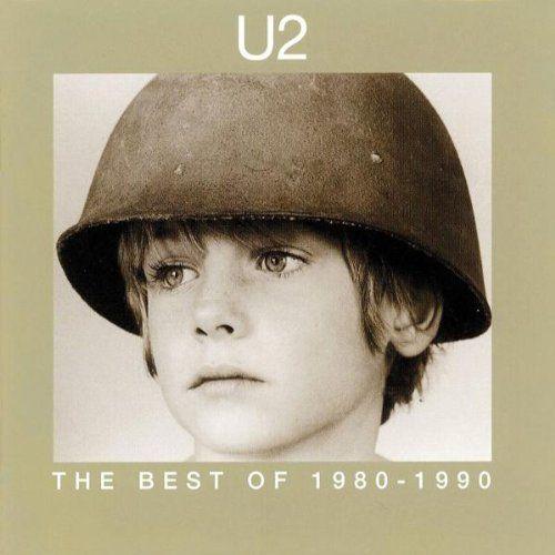 U2 Best of 1980-1990 Album Cover. Album cover inspiration for senior pictures. #seniorpictureideas #musicinspiration