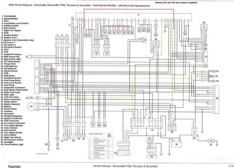 honda motorcycle wire diagram