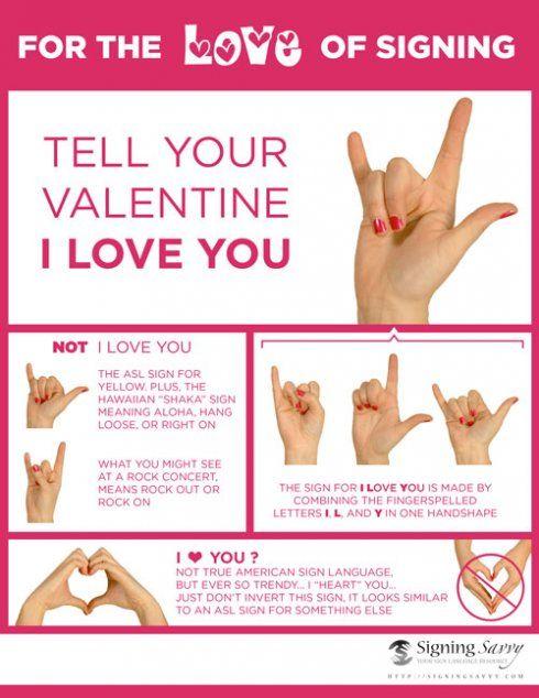 Lenguaje de signos online dating