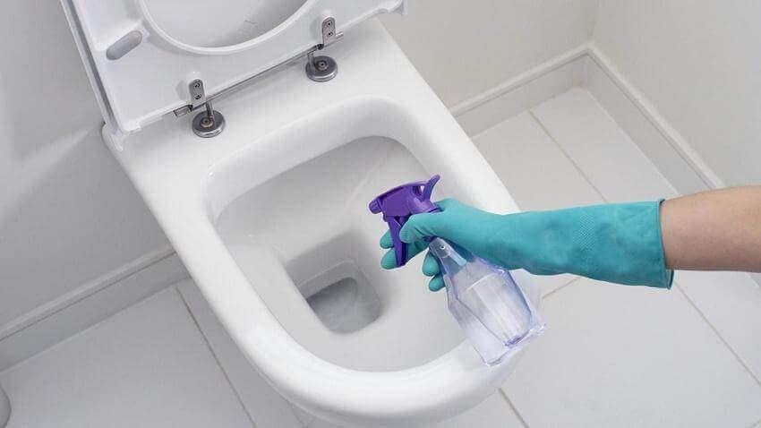 4 Soluzioni Naturali Per Eliminare Le Macchie In Bagno Pulizia Del Wc Programmi Di Pulizia E Pulizia Del Bagno