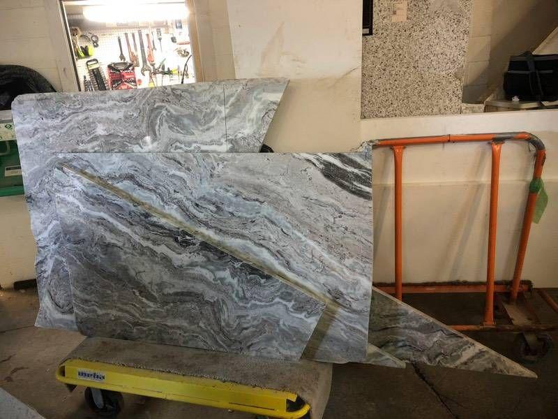 Remnants Alpha Granite Making Your Dream Kitchen Come True Fantasy Brown Decor Granite