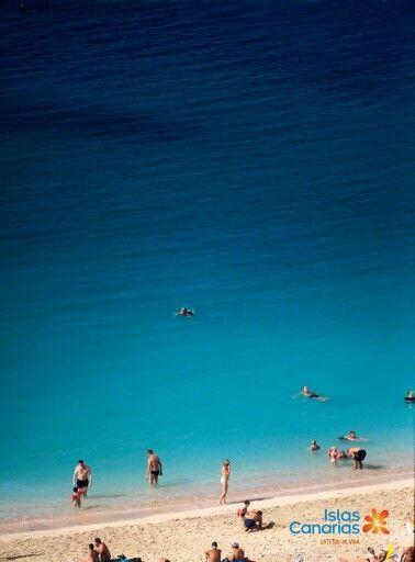 Playa de las amadoras..gran canaria.xx
