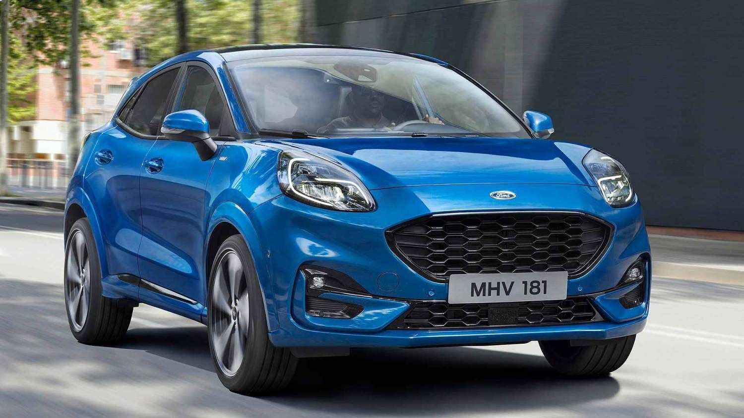 New Ford Puma Suv Now Open For Ordering From 20 845 Ford Puma