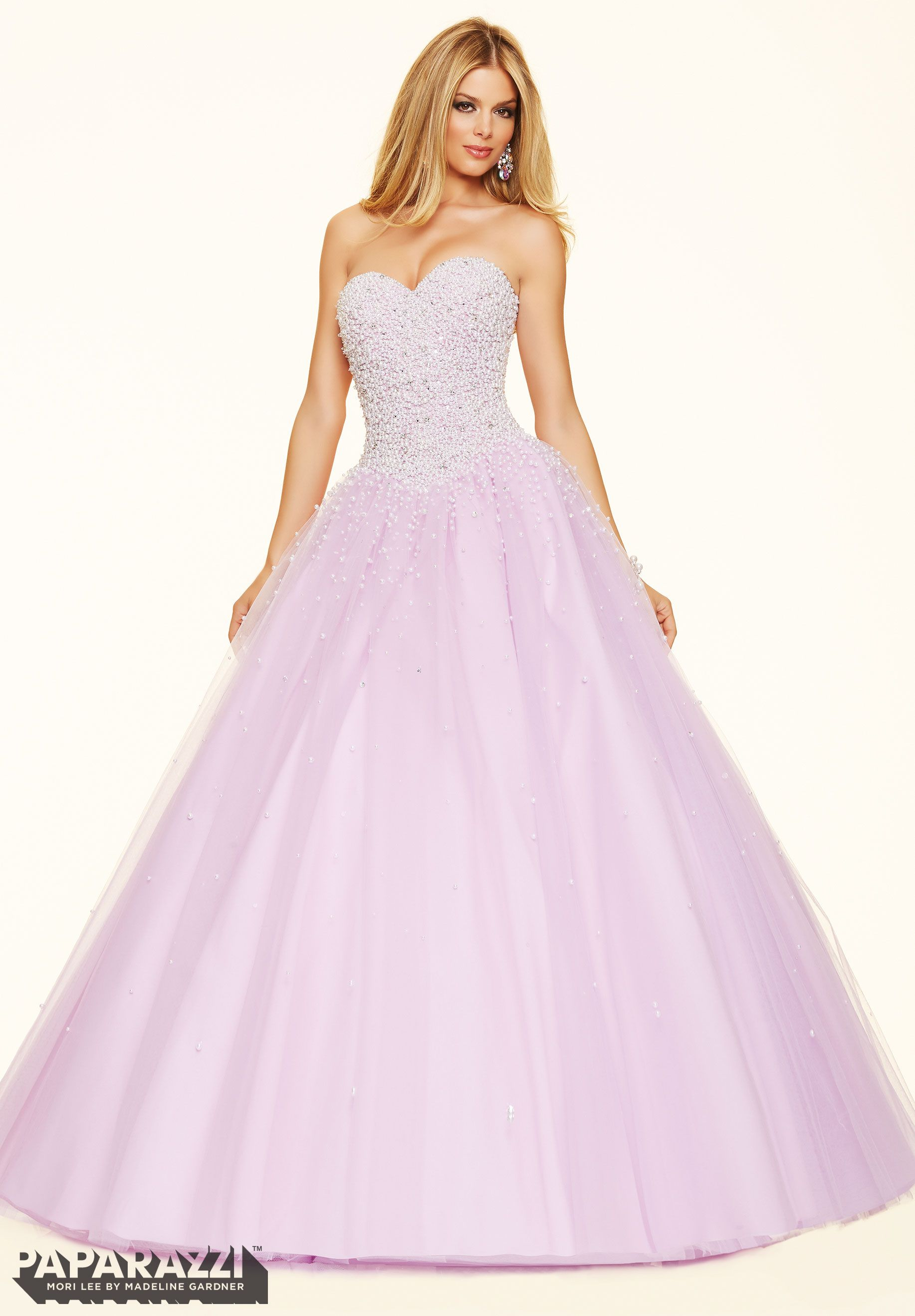 Be the Belle of the Ball in Mori Lee style 98093 available at ...