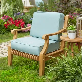 Chair Pad Outdoor Cushions Pillows Overstock Com Buy Patio