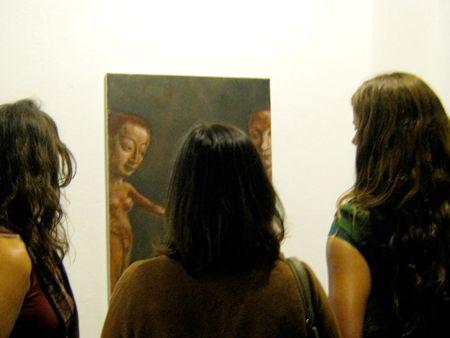 EINA  Exposició Pintures, de Mim Juncà    Inauguració dijous 27 de setembre a les 19.30h  27.09.2012 -  20.10.2012