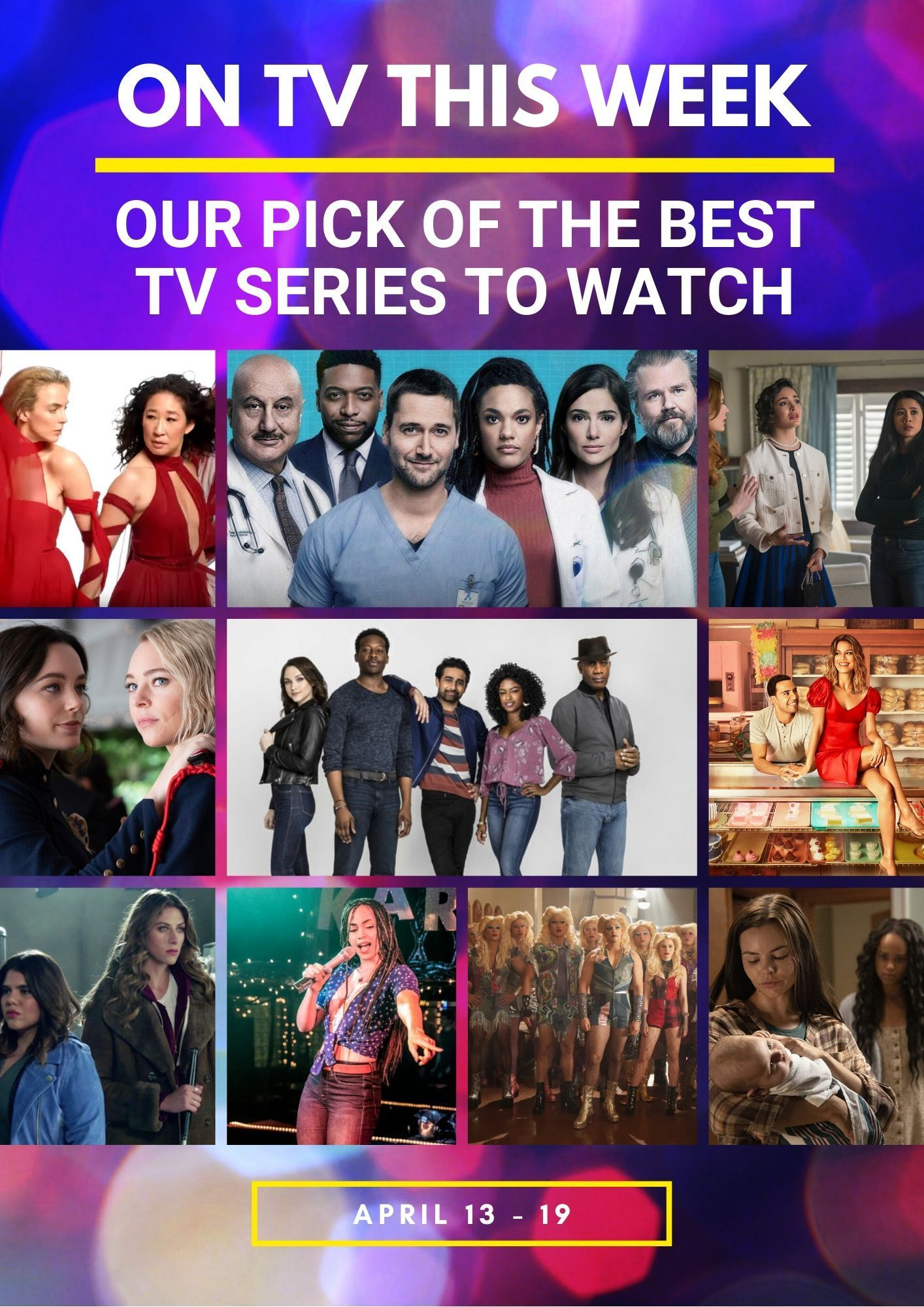 Pin on WHAT TO WATCH Best TV Shows on TV, Netflix, Hulu