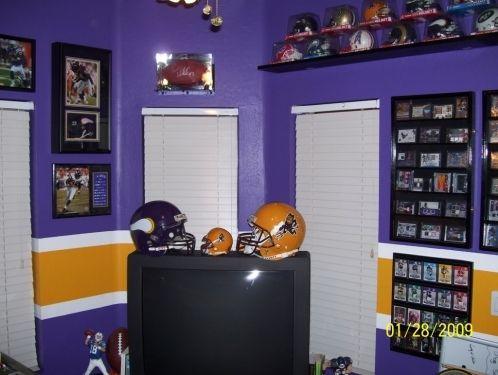 Man Cave Ideas Football : Football man cave decorating ideas nfl designs