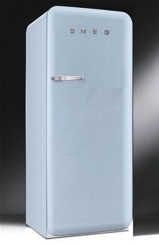 Smeg FAB28RAZ1 Standkühlschrank / A++ / 248 L / Blau / mit ...