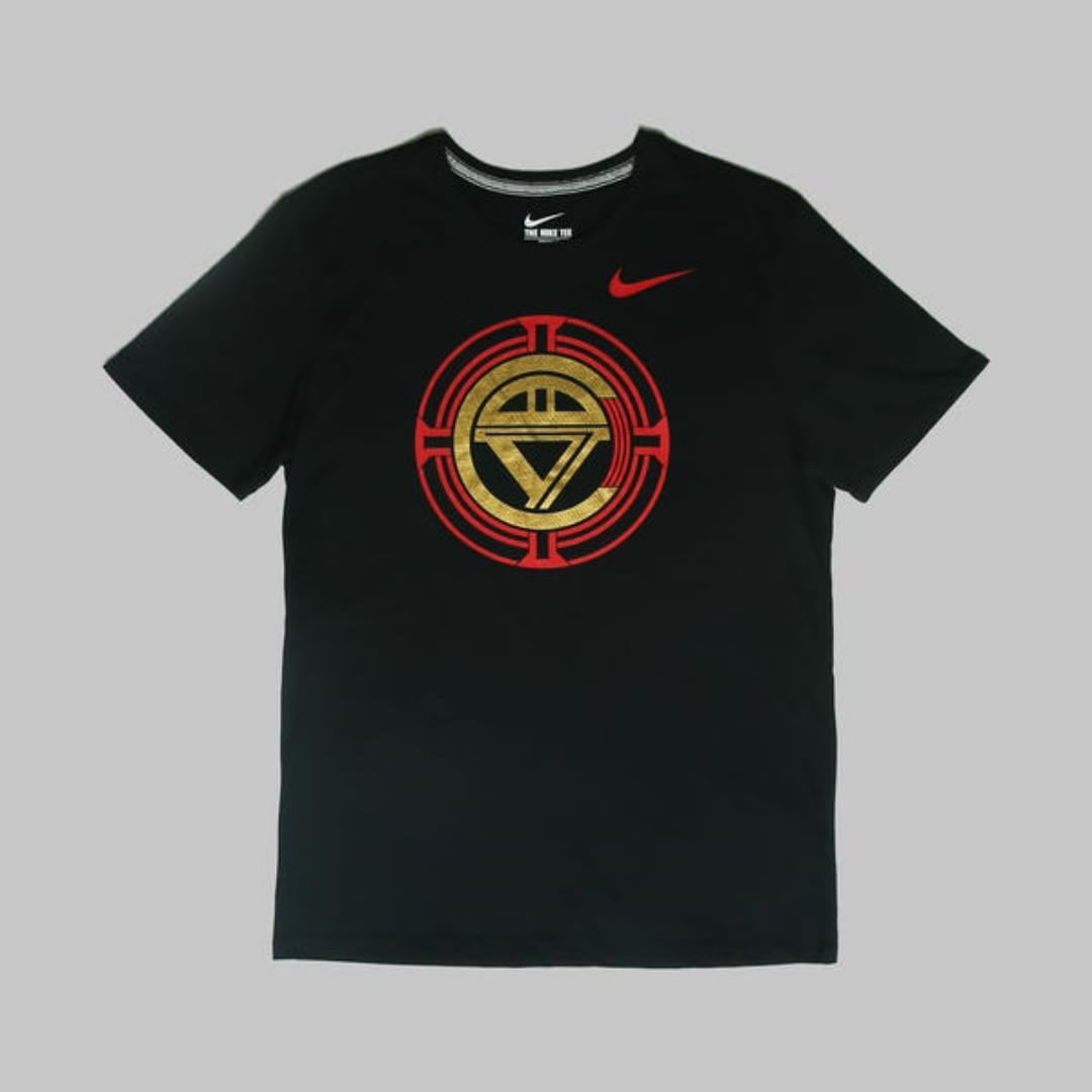 reputable site official site new styles Cristiano Ronaldo NIKE T-Shirt Logo Tour In China CR7Juve ...